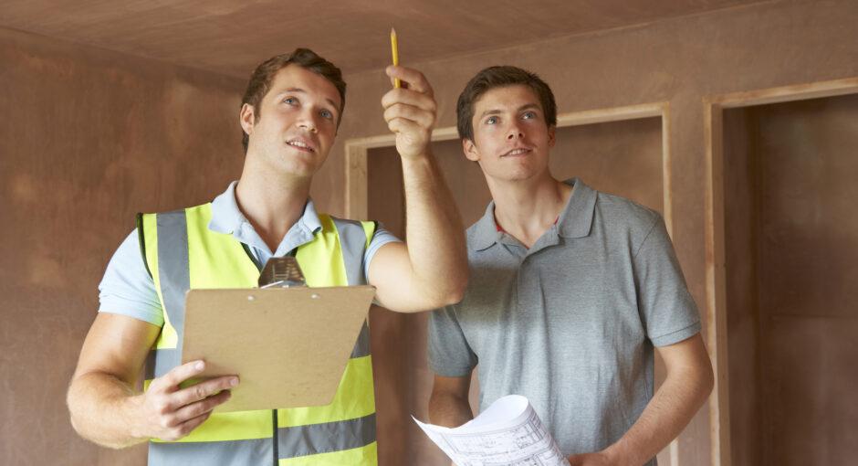 Faites inspecter votre maison